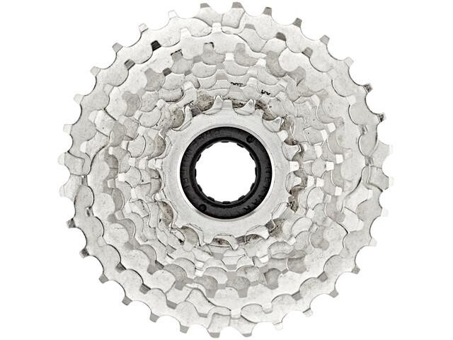 Bike-Parts Freewheel screw sprocket Cassette For e-bike 9-speed silver